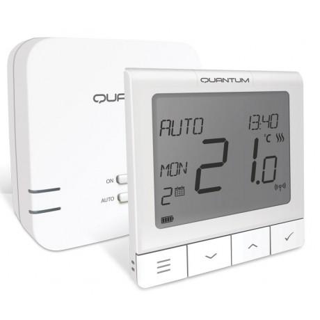 Salus Quantum WQ610RF Wireless Programmable Thermostat