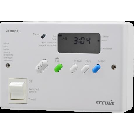 Secure (Horstmann) Electronic Economy 7 Timer