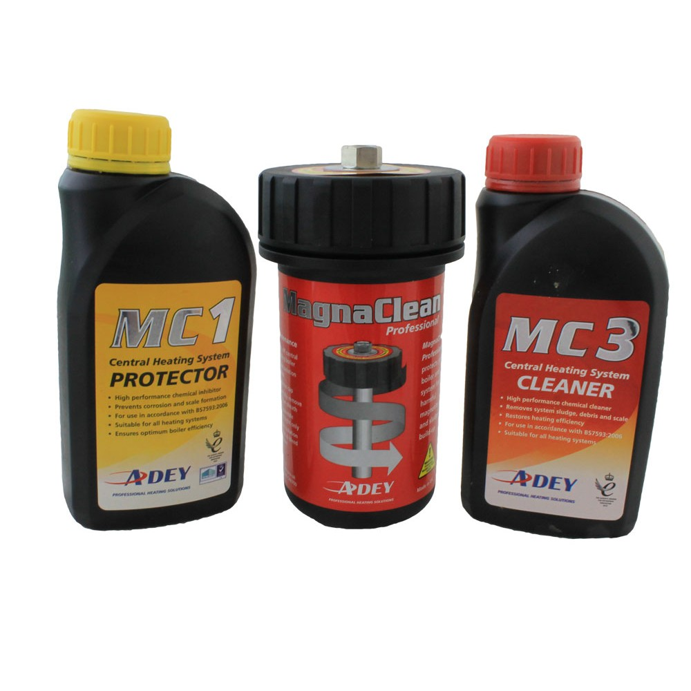 MagnaClean Professional With MC1 Inhibitor and MC3 Cleaner - 22mm