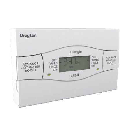 Drayton (ACL) Lifestyle LP241 24hr Programmer (Mk4)