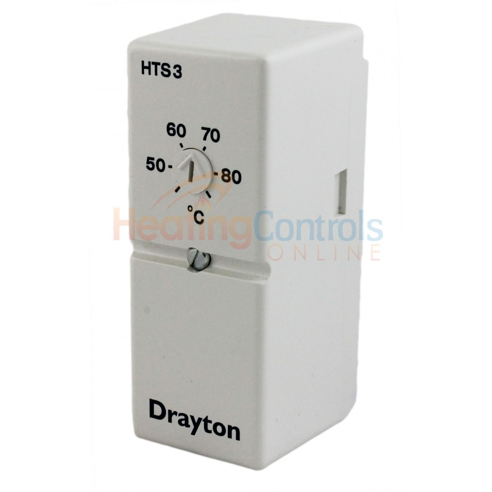 Drayton (ACL) HTS3 Cylinder Thermostat