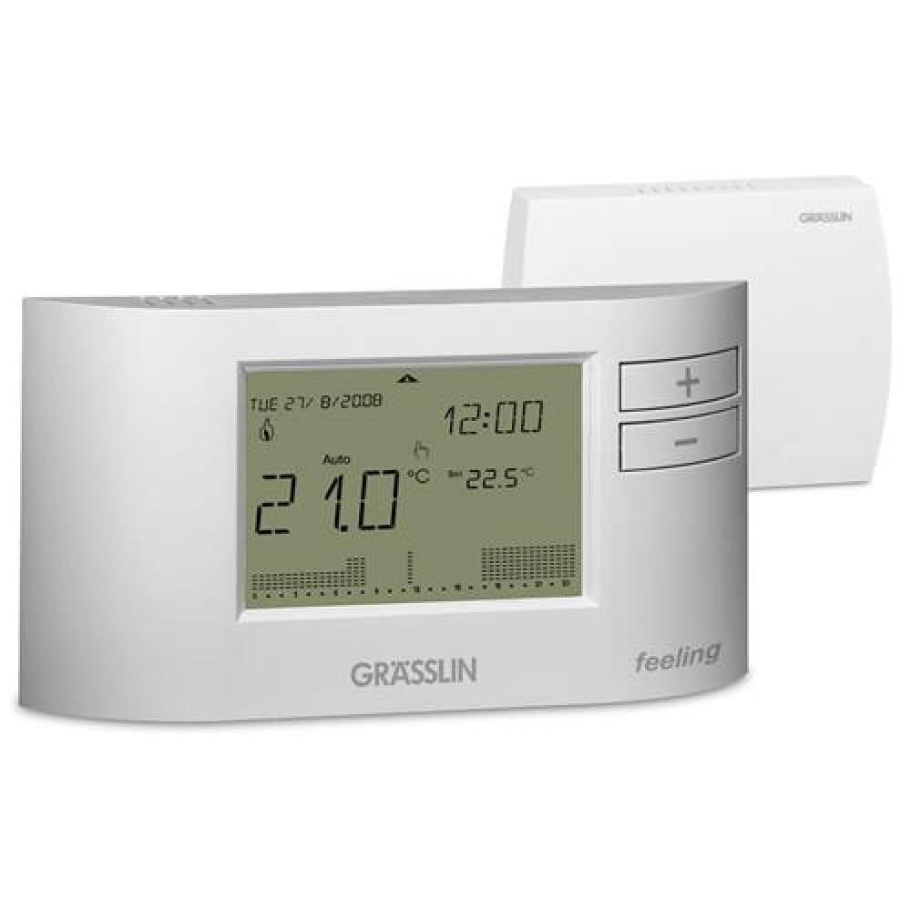 Grasslin Feeling D101RF Wireless Programmable Thermostat