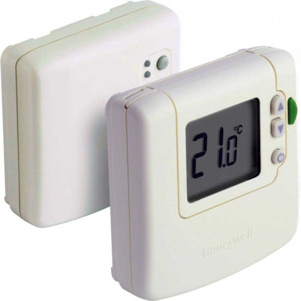 Honeywell DT92E Wireless Digital Room Thermostat