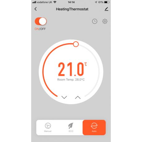 Optimum Vibe2 WiFi Wireless Programmable Thermostat