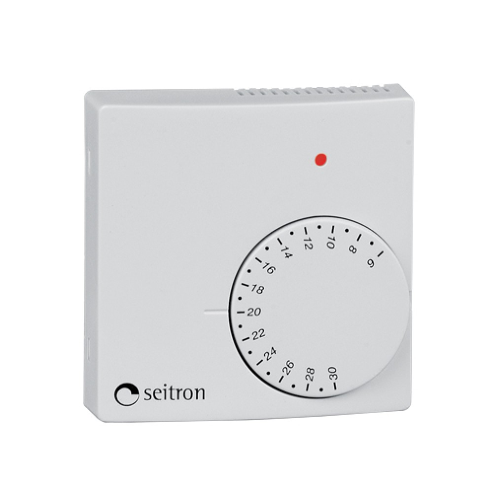 Seitron TAS022 Room Thermostat - 24v