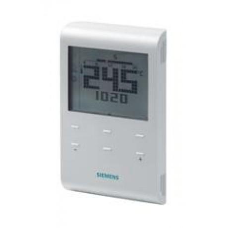Siemens RDE100.1RF Wireless Programmable Thermostat - No Receiver