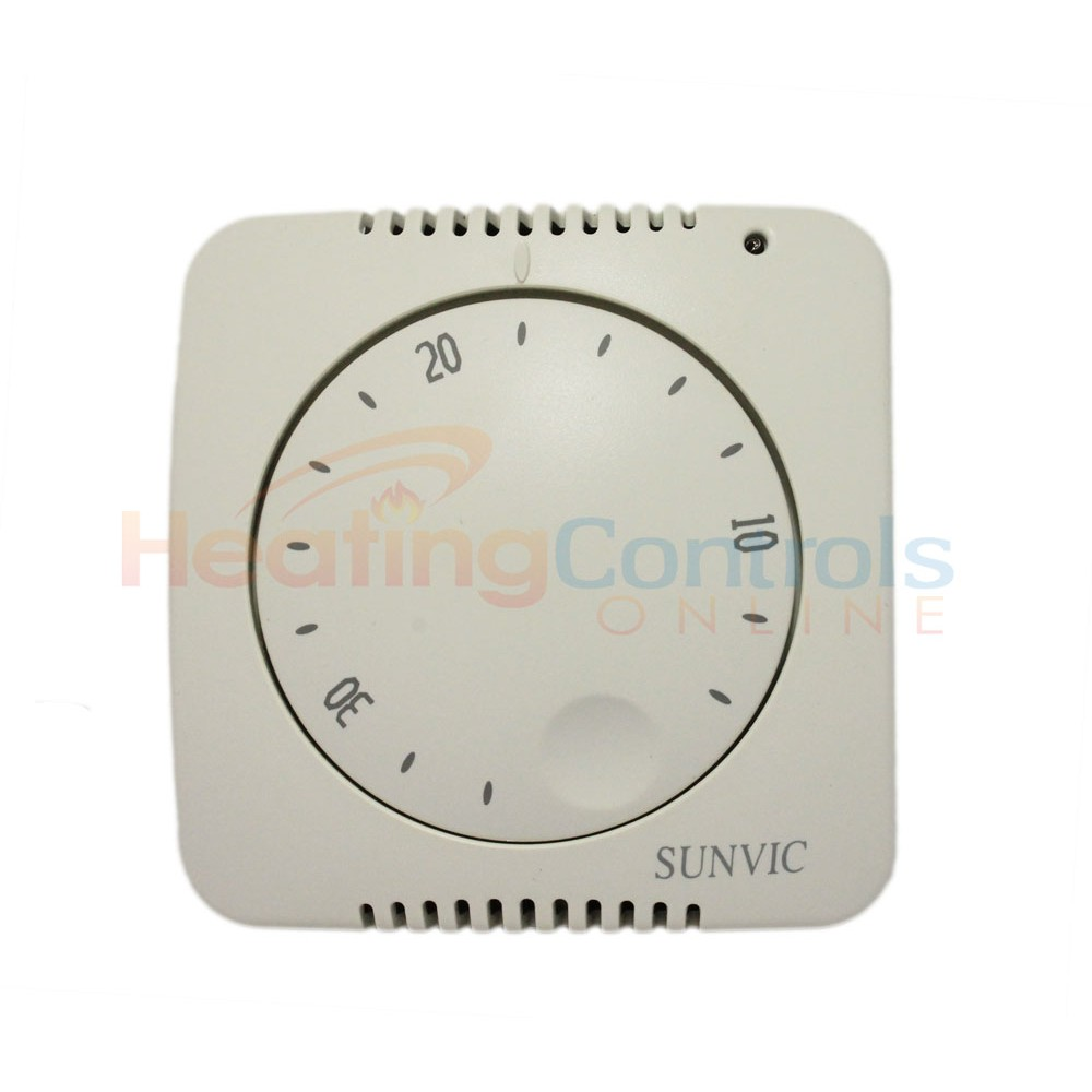 Sunvic (Satchwell) TLX9201 Room Thermostat with LED