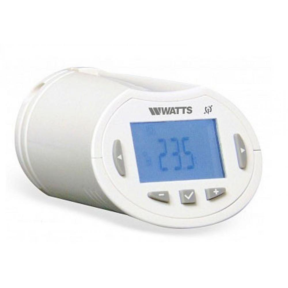 Watts Vision BT-TH02-RF Programmable TRV Head
