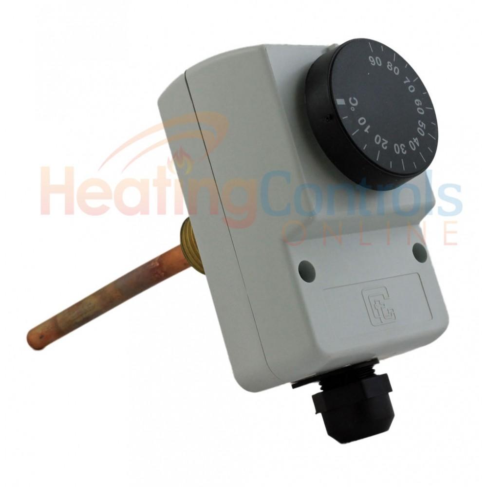Campini Corel TS9510 Immersion Thermostat